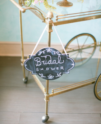 Bridal Shower Consultation